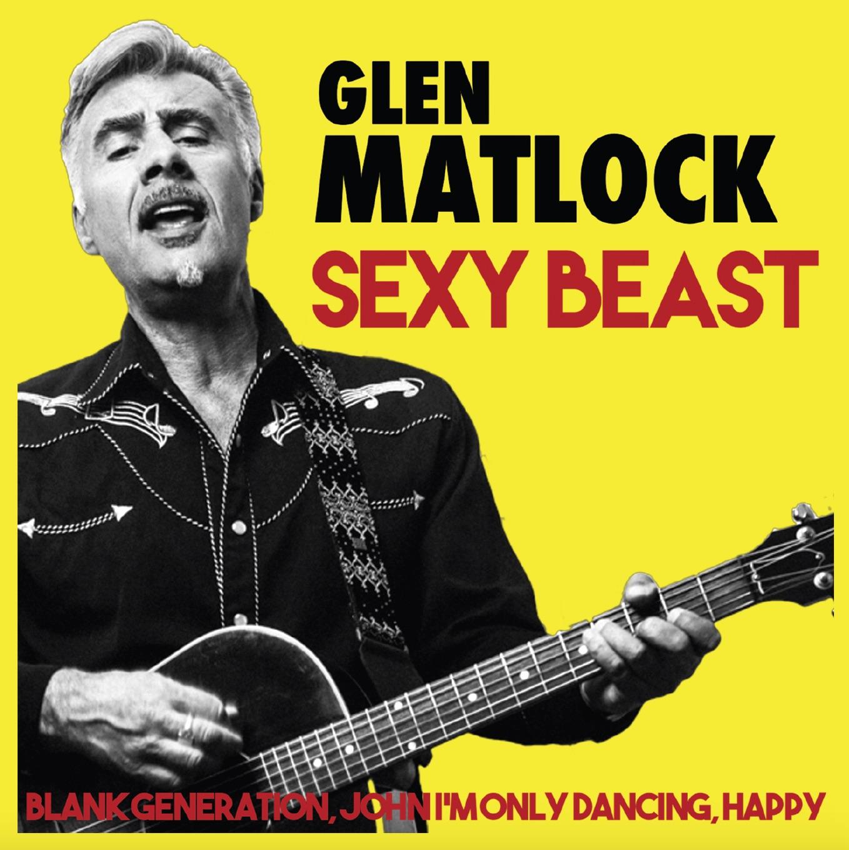 Glen Matlock Sexy Beast