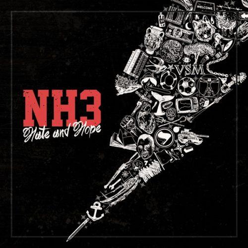 NH3-Hate-And-Hope (2016)