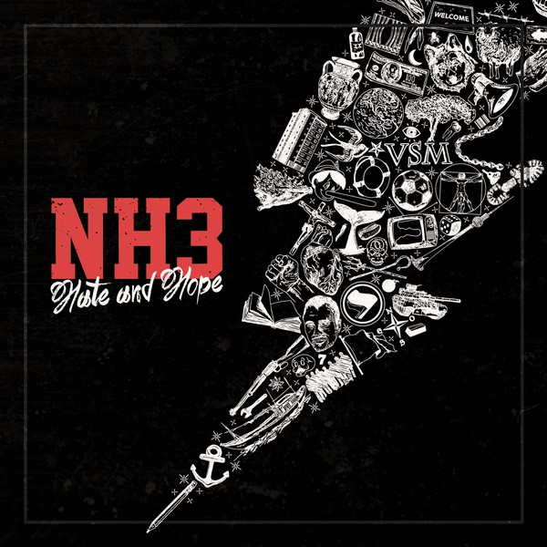 NH3-Hate-And-Hope (2016)