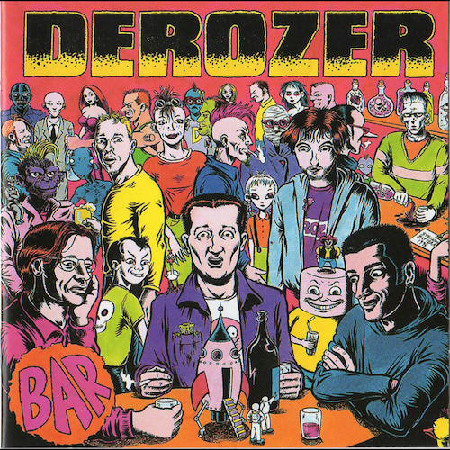 BAR-DEROZER