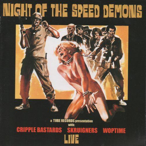 NIGHT OF THE SPEED DEMONS