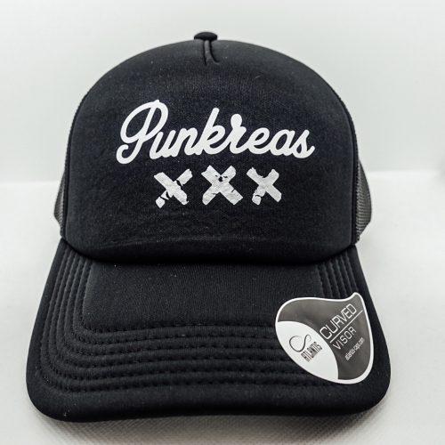 cappellino punkreas. frontejpg